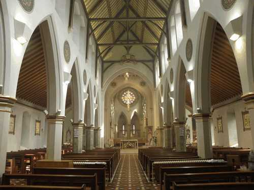 Saint Barnabas Catholic Cathedral Audio System