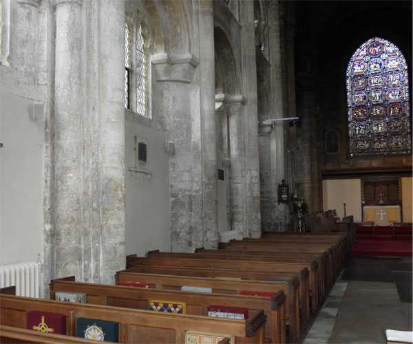 Thorney Abbey Church Cambridgeshire Sound System